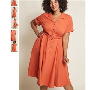 ModCloth | Collectif Collab Cherished Era Dress 24